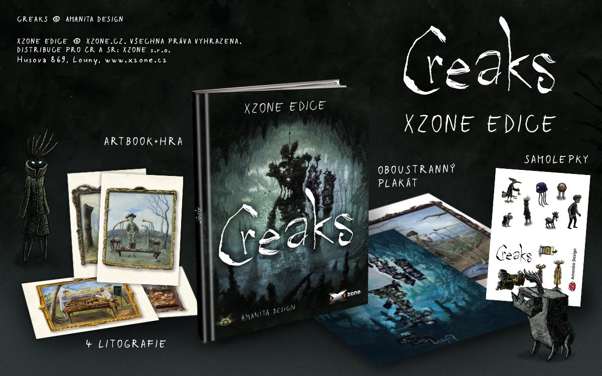 Creaks od Amanita Design vyšla na Apple Arcade CREAKS BEAUTYSHOT1
