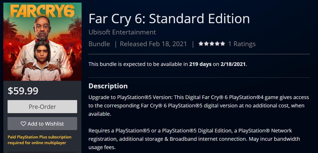 Aktualizováno: V Česku si za nové hry od Ubisoftu připlatíme FC 6