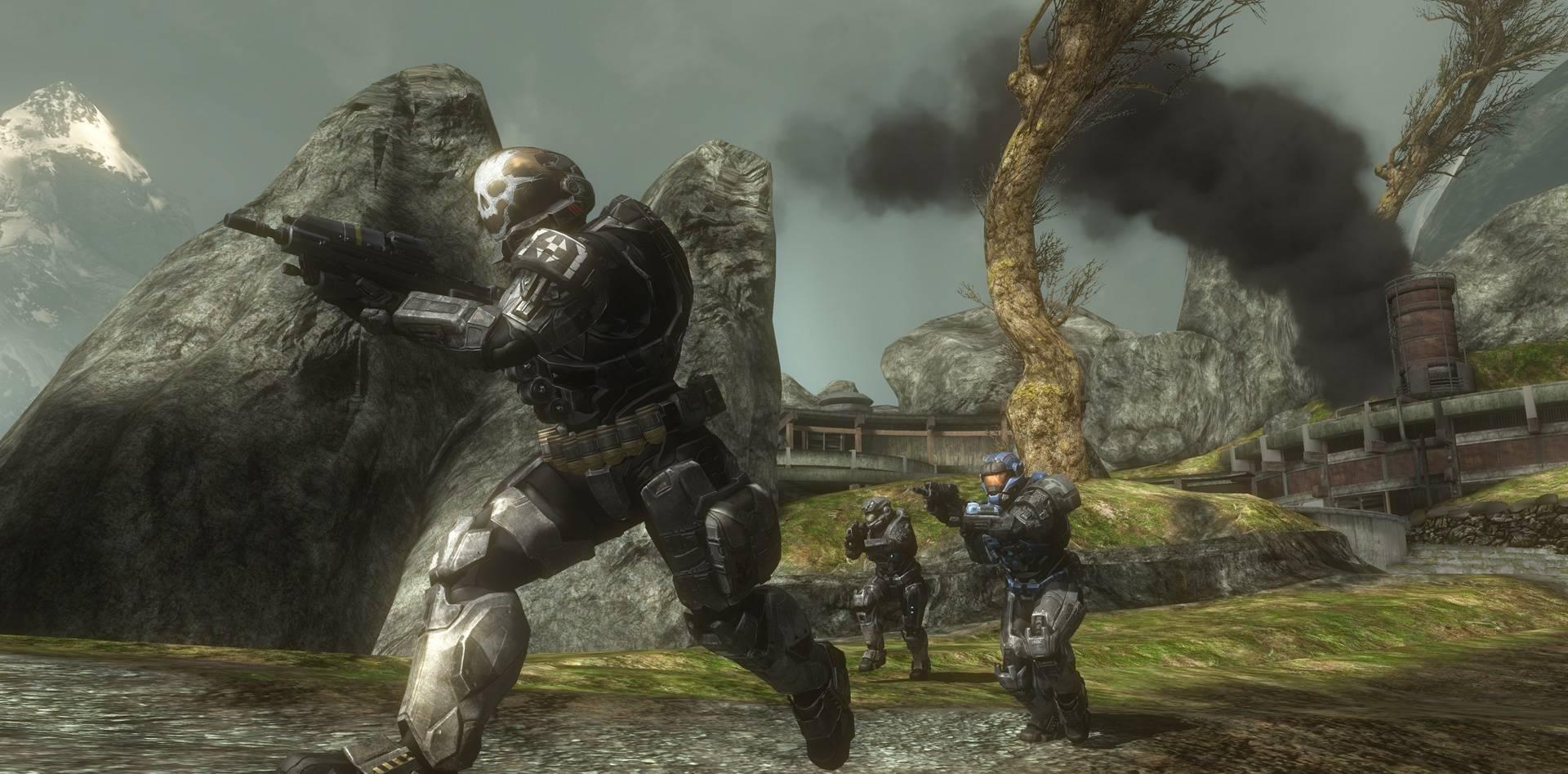 Nejdražší hry, které nikdy nevyšly Halo Reach 4