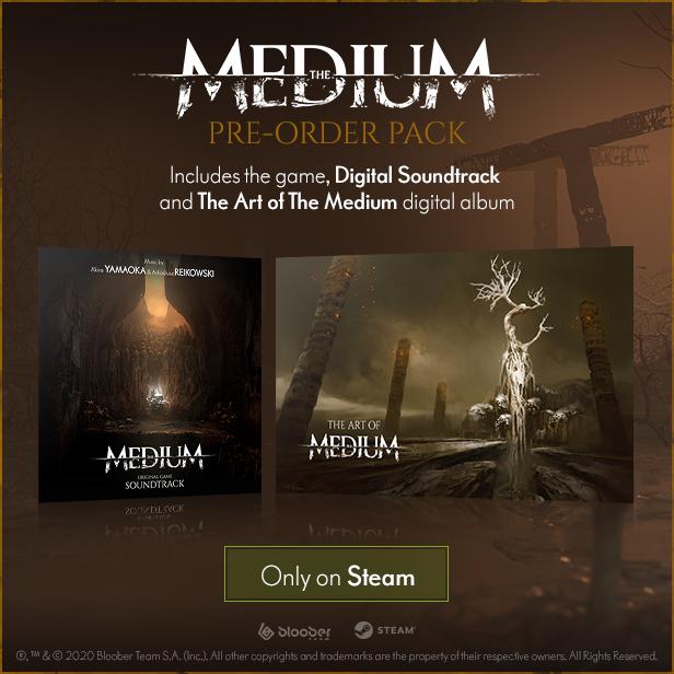 The Medium v nové upoutávce Medium pre