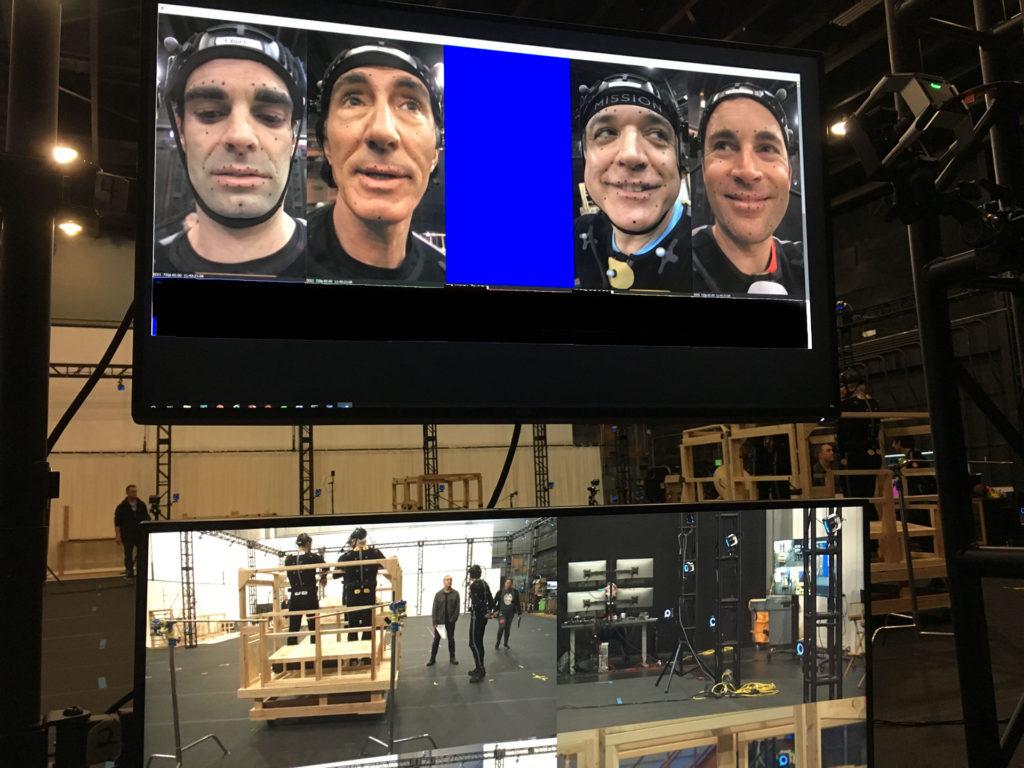 Marek Vašut potvrzen jako Tommy v remaku Mafie facialcapture