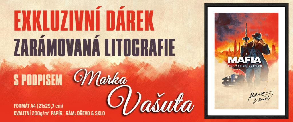 """Mafia DE upoutávka """"Vítejte v Lost Heaven"""" MAFIA PRODUKT2"""