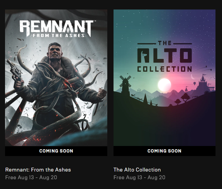 Remnant: From the Ashes příští týden zdarma Remnant
