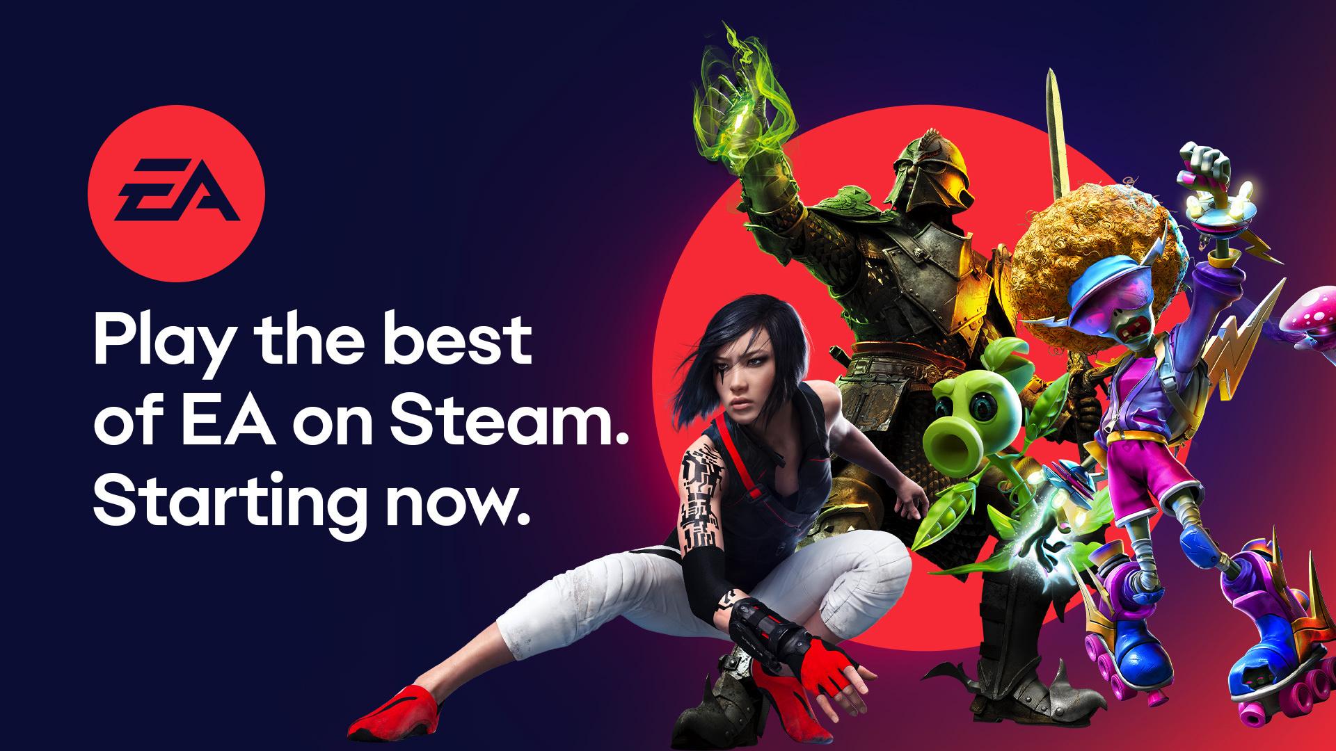 EA Access bude brzy na Steamu dims