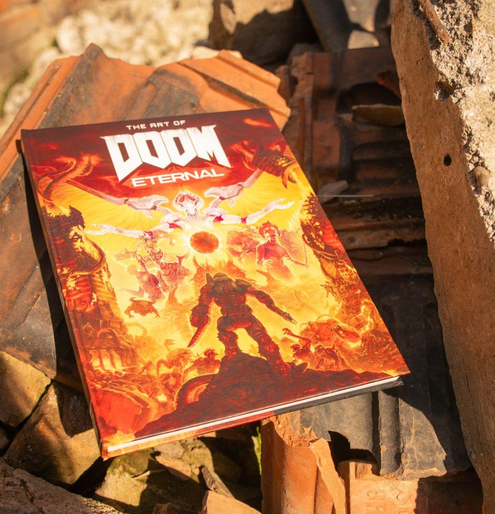 Nové herní knihy doom 2