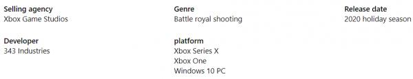 Leak naznačuje přidání battle royale režimu do Halo Infinite