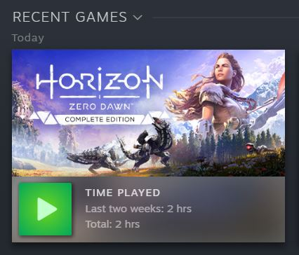 Již pracujeme na PC recenzi Horizon: Zero Dawn horizon pc