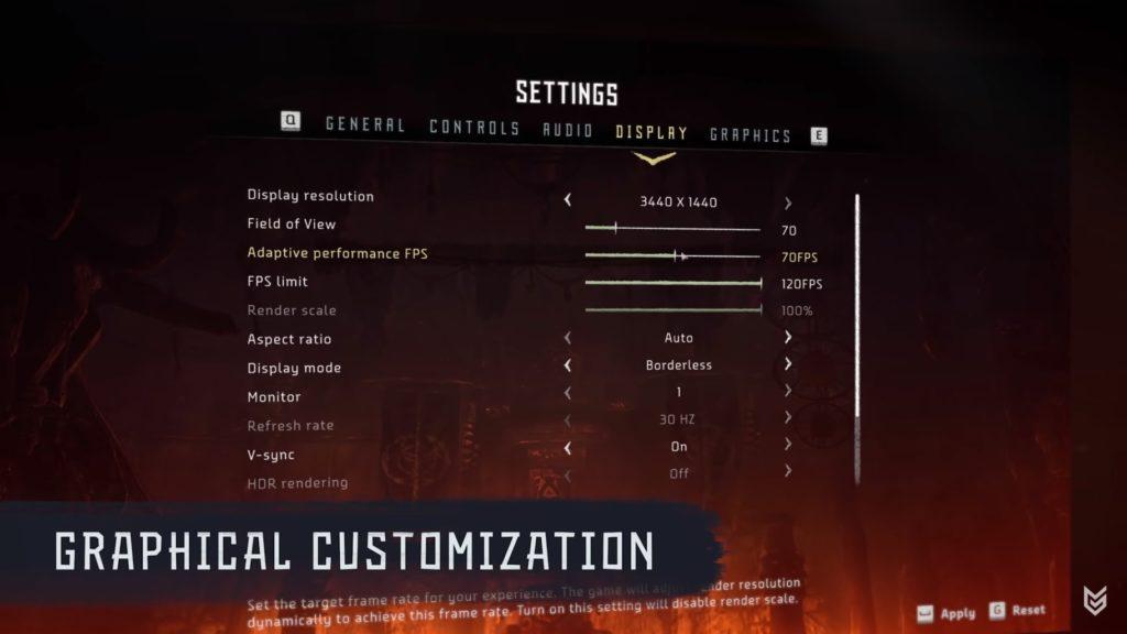 Již pracujeme na PC recenzi Horizon: Zero Dawn hzd settings