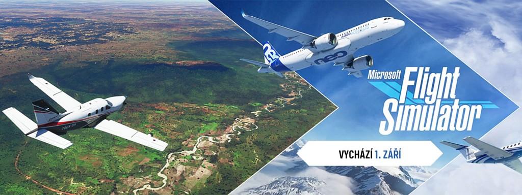 Recenze: Microsoft Flight Simulator