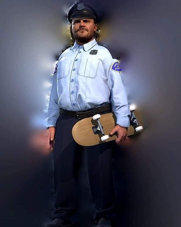 V Tony Hawk's Pro Skater 1+2 se nejspíše objeví Jack Black officer