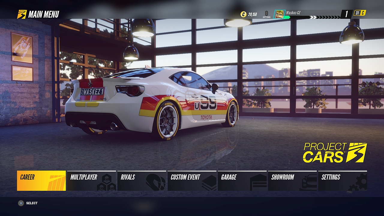 Launch trailer Project CARS 3 projectcars3ps4 05