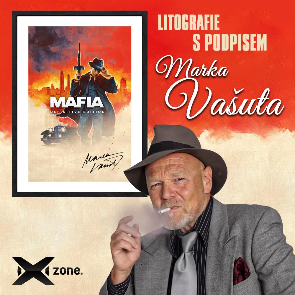 Remake Mafie s exkluzivním dárkem MAFIAVASUT FB