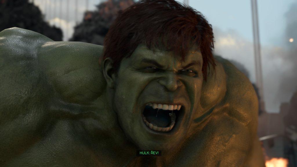 Galerie a první dojmy: Marvel's Avengers Marvels Avengers 41