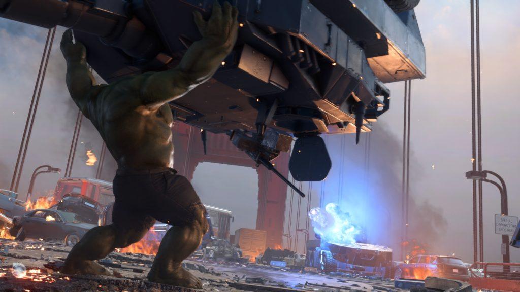Galerie a první dojmy: Marvel's Avengers Marvels Avengers 44