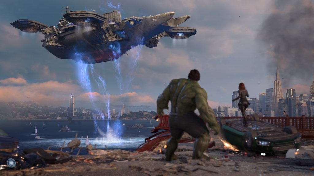 Galerie a první dojmy: Marvel's Avengers Marvels Avengers 46