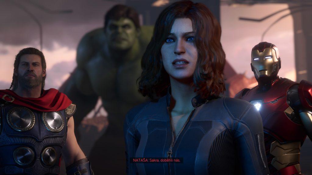 Galerie a první dojmy: Marvel's Avengers Marvels Avengers 65