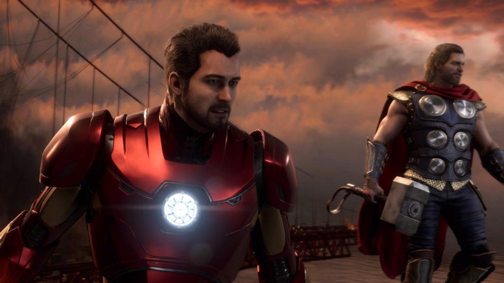 Galerie a první dojmy: Marvel's Avengers Marvels Avengers 66