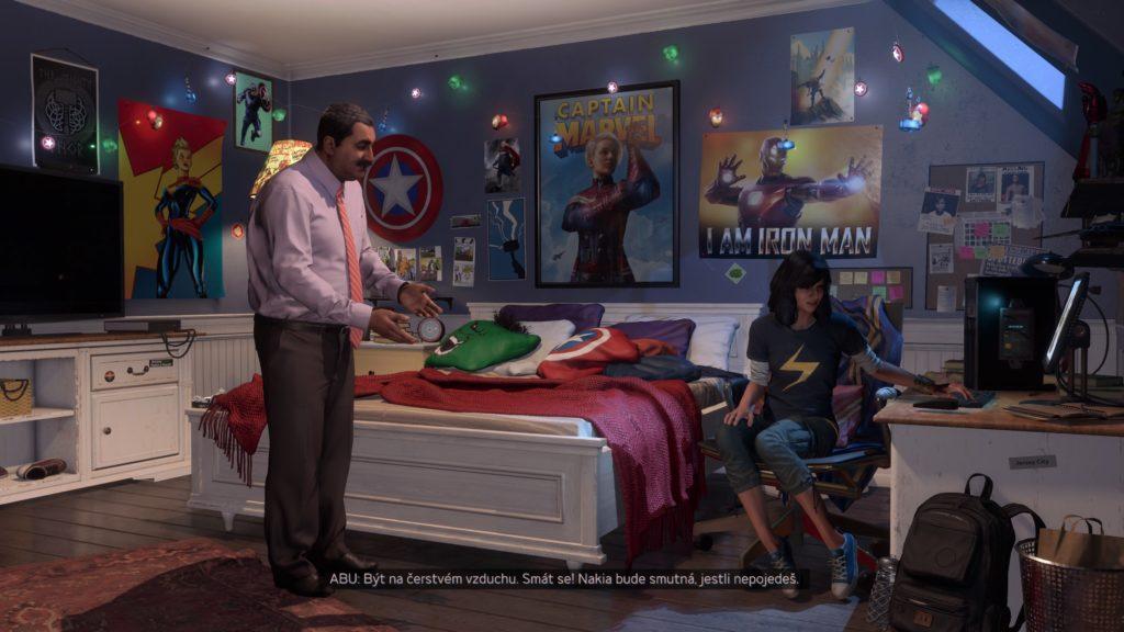 Galerie a první dojmy: Marvel's Avengers Marvels Avengers 72