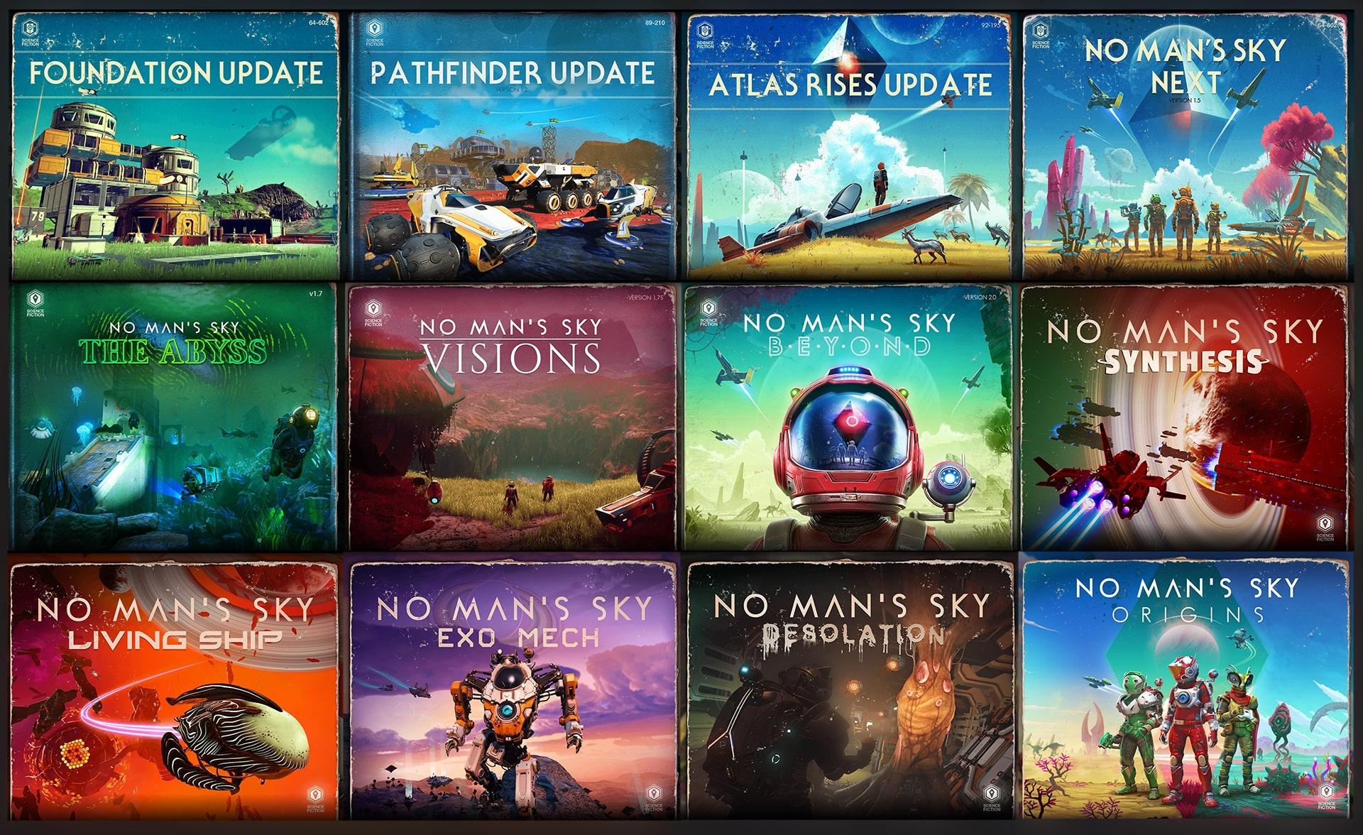 Hello Games oznámilo další rozšíření do No Man's Sky NMS 1