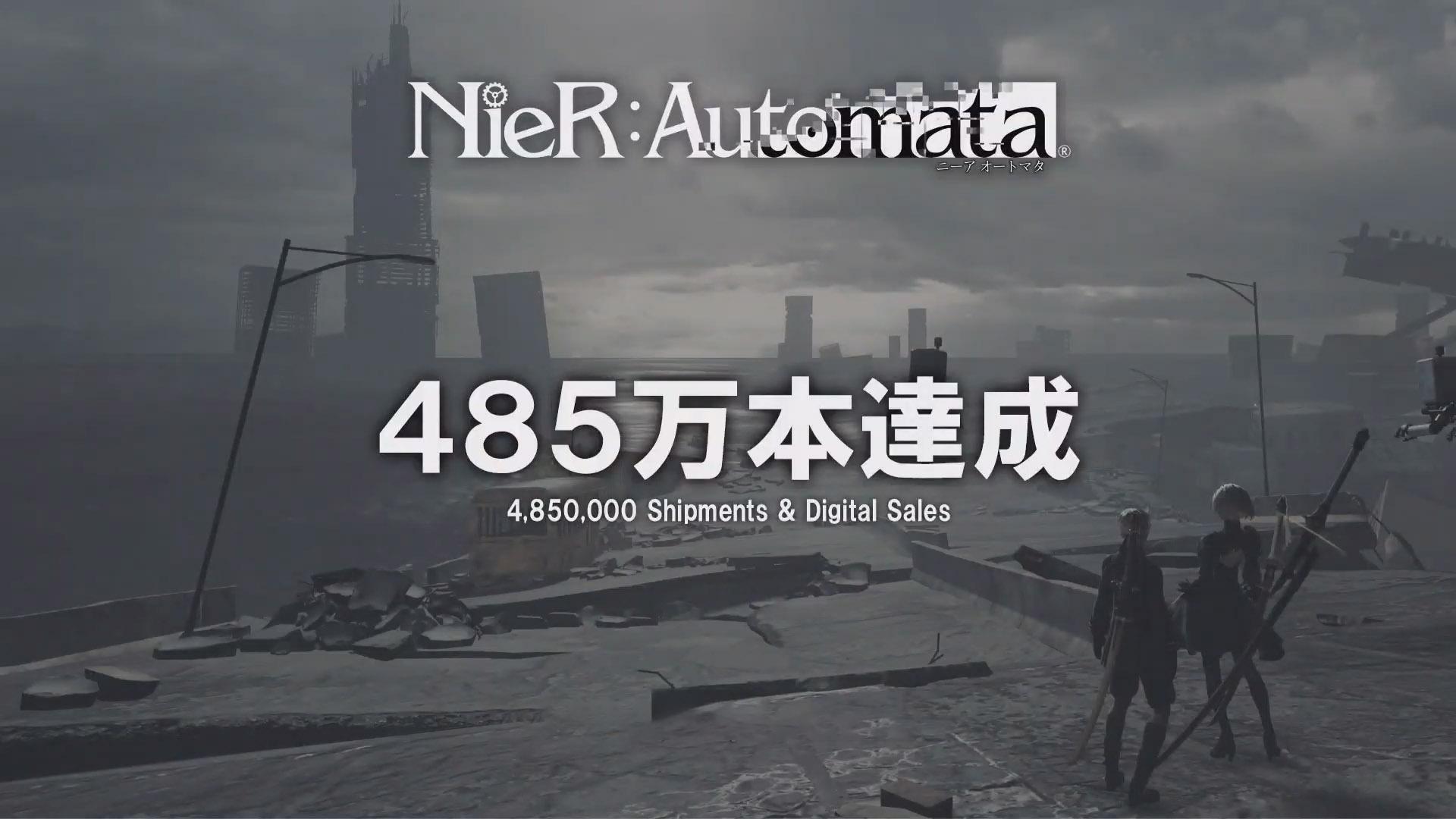 Skladba hry Scarlet Nexus a novinky ze série Yakuza a NieR NieR Automata Shipments 09 24 20