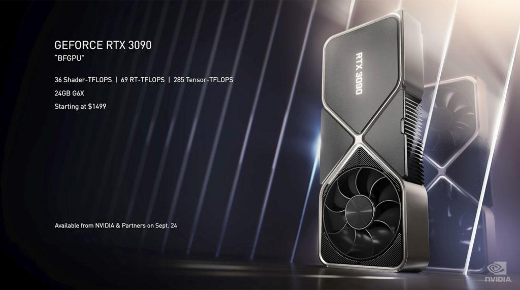 NVIDIA představila druhou generaci RTX karet bfgpu
