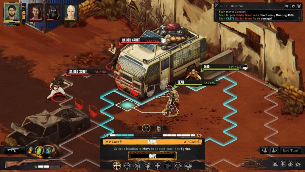 PAX Online 2020: Broken Roads brokenroadscsof