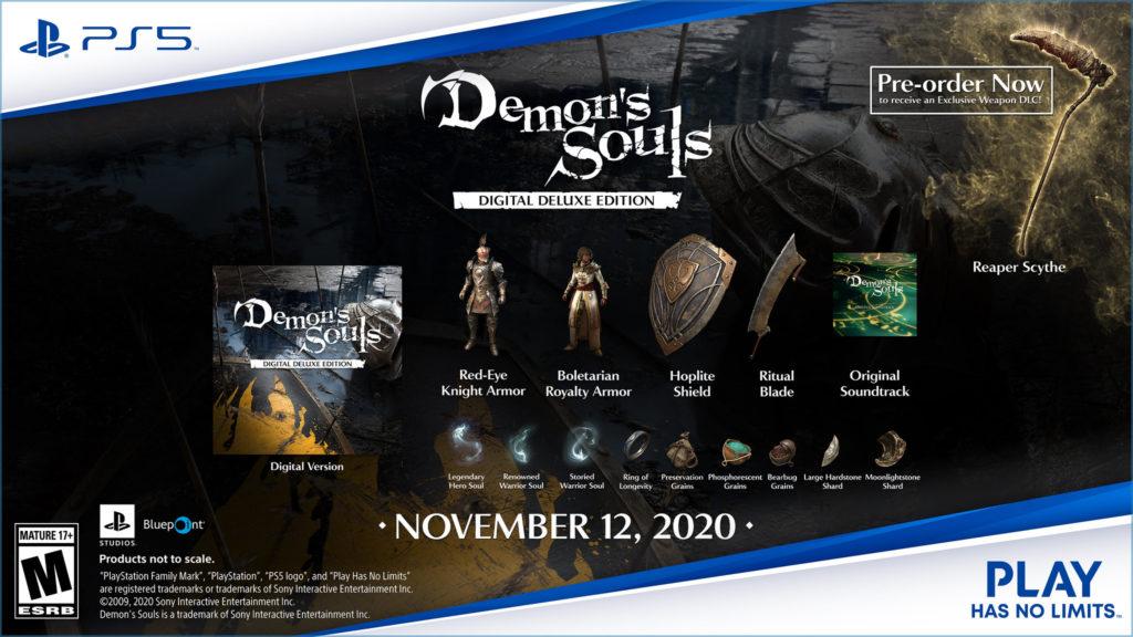 Demon's Souls: Deluxe edice, nové screenshoty deluxeDS