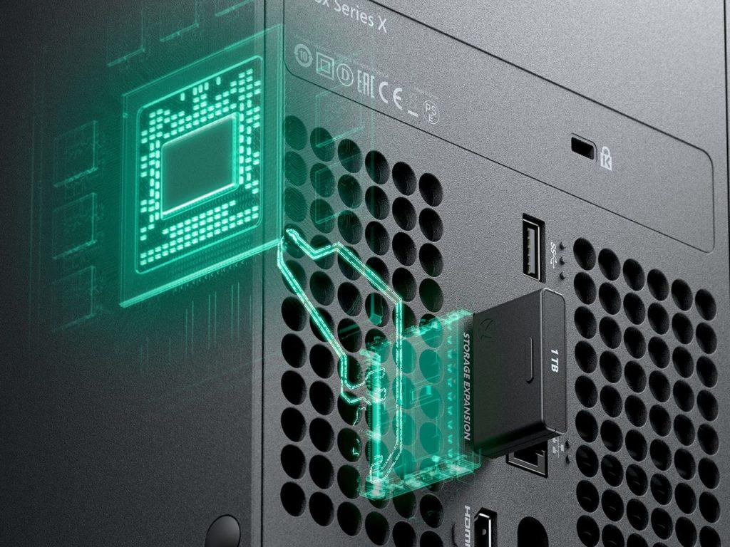 Oznámena velikost launchových her pro PS5 xboxseriesxexpansiondrive