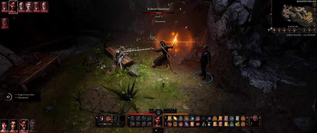 Dojmy z hraní Baldur's Gate 3 20201011134827 1