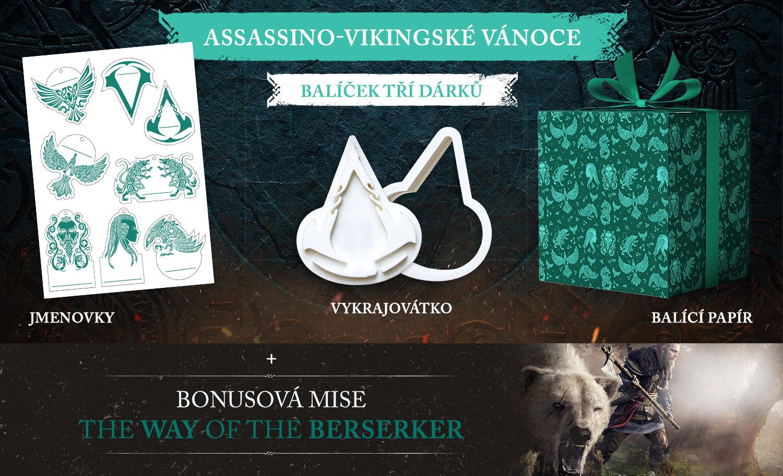 Assassin's Creed Valhalla: Deep Dive Trailer ACVALHALLA PRODUKT