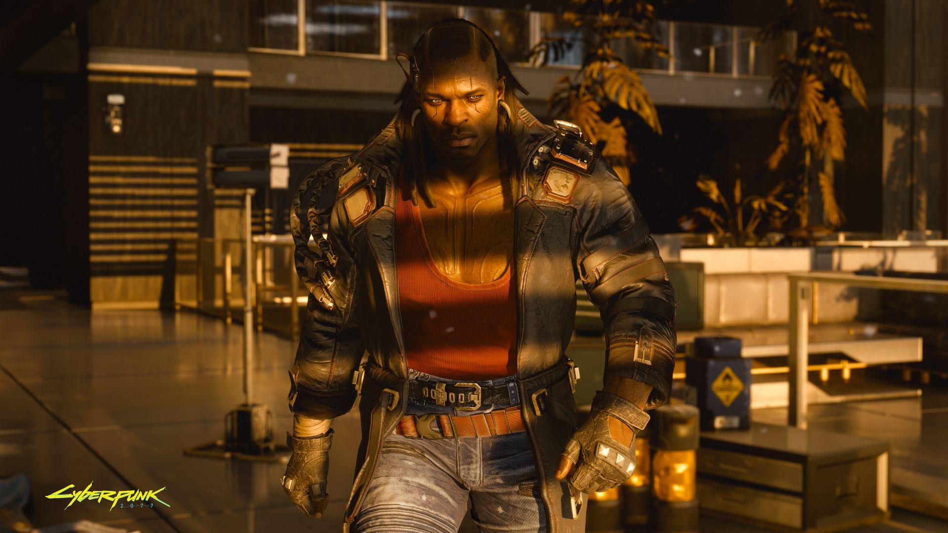 Preview Cyberpunk 2077 Cyberpunk2077 Nice coat RGB en