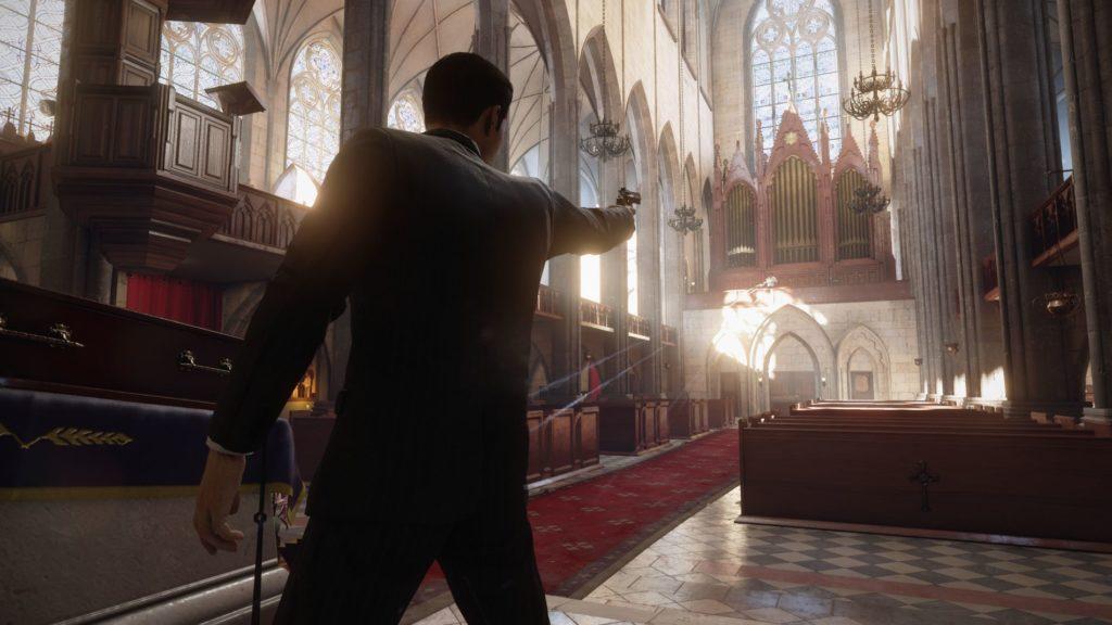 Exkluzivní rozhovor s tvůrci Mafia remake Mafia DE Church Combat