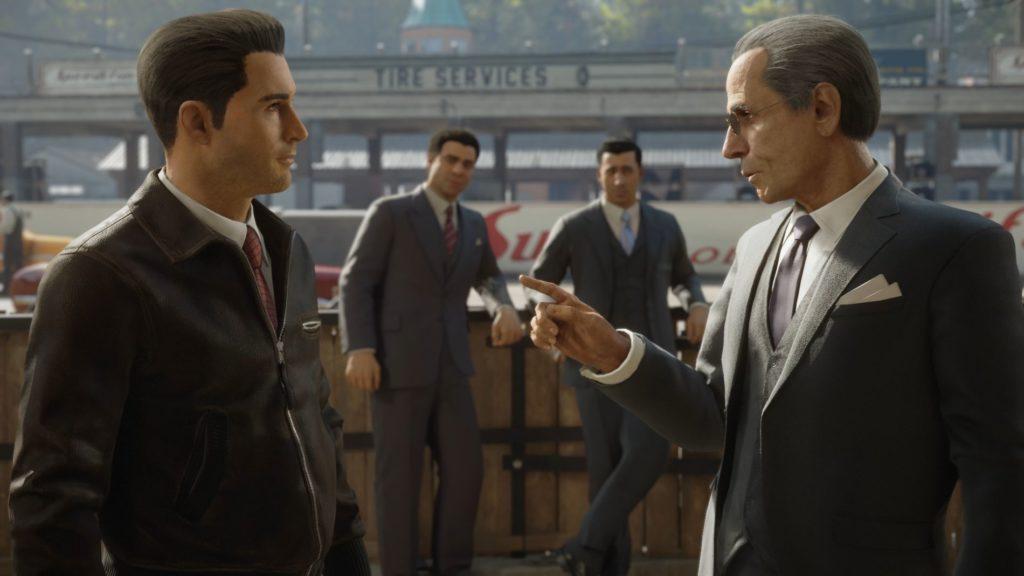Exkluzivní rozhovor s tvůrci Mafia remake Mafia  DE Conversation