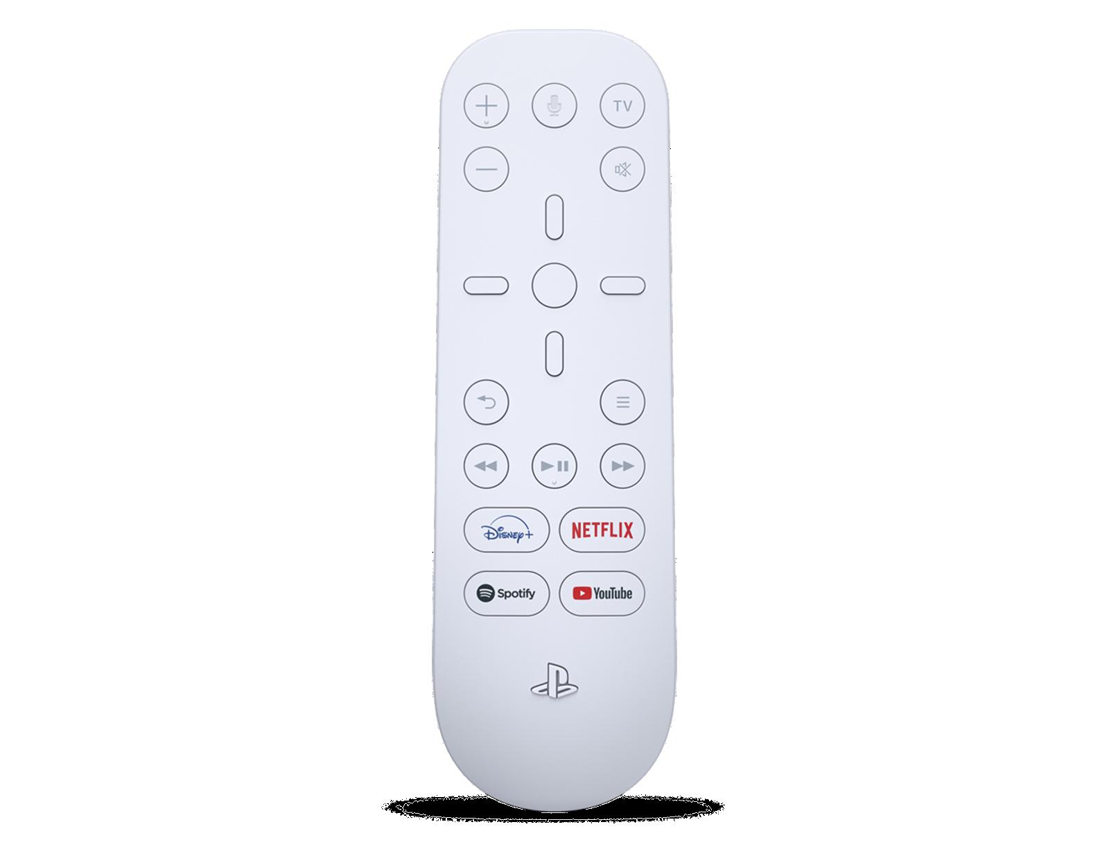 Podpora streamovacích služeb na PlayStation 5 PS remote