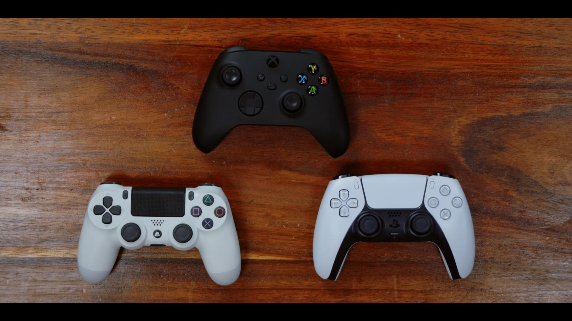 Vybalení a prohlídka ovladače DualSense Velikost
