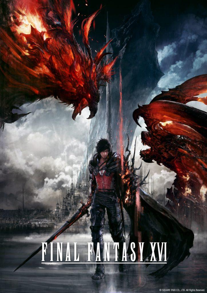 Final Fantasy XVI: Oficiální web a novinky ff16poster