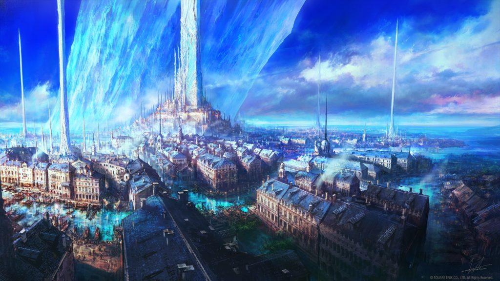 Final Fantasy XVI: Oficiální web a novinky ff16svet