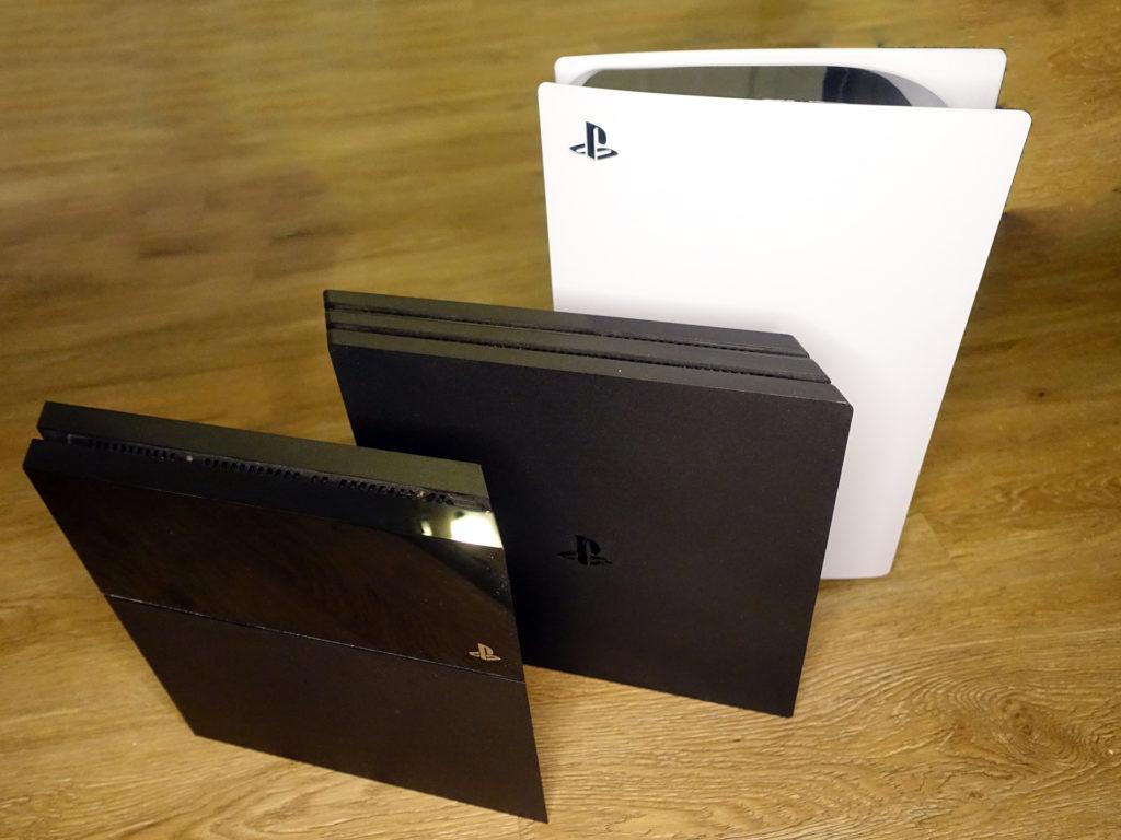 Zahraniční dojmy z testování konzole PlayStation 5 konzolepodlaha