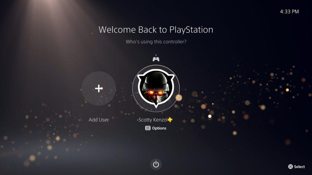 Oficiální odhalení menu PlayStation 5 ps5menu2