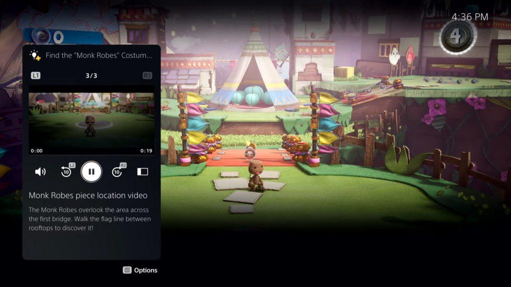 Oficiální odhalení menu PlayStation 5 ps5menu4