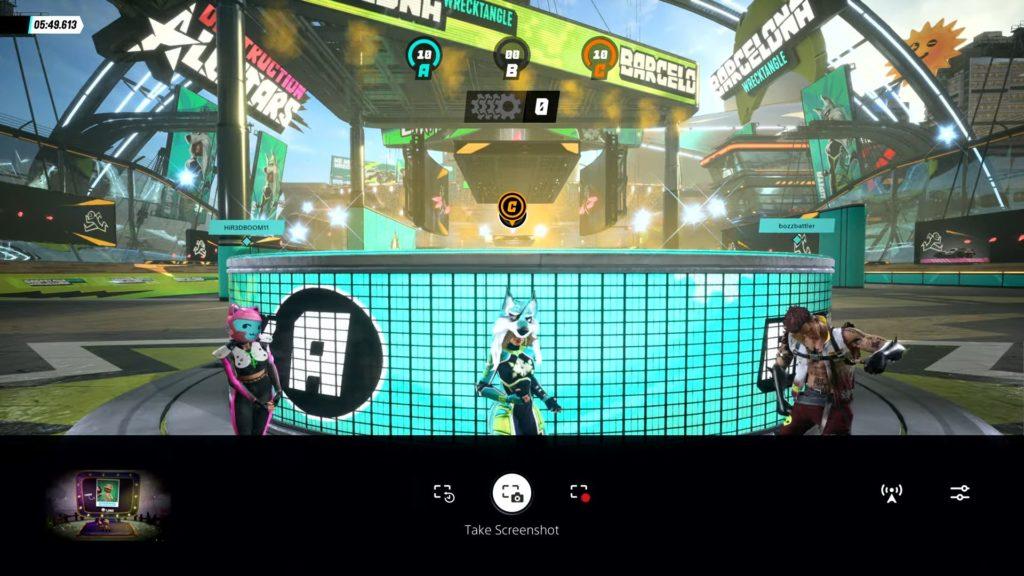 Oficiální odhalení menu PlayStation 5 ps5menu7