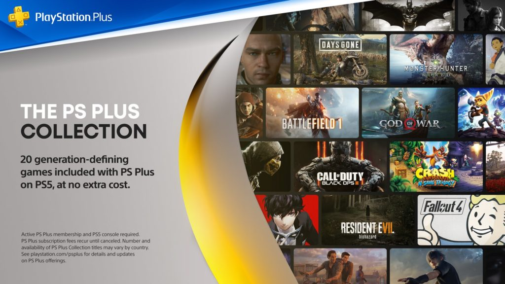 Odhaleny PS Plus hry na Listopad pro PS4 i PS5 psPLUScollection