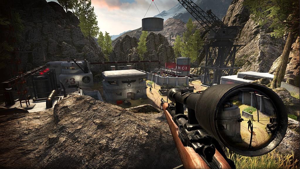 Nový Sniper Elite v přípravě sniperelitevrscbase