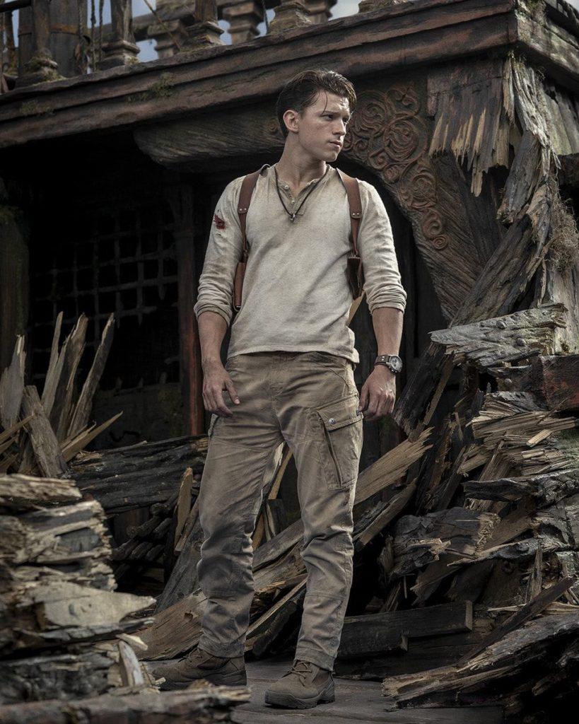 První fotografie z natáčení filmu Uncharted tom
