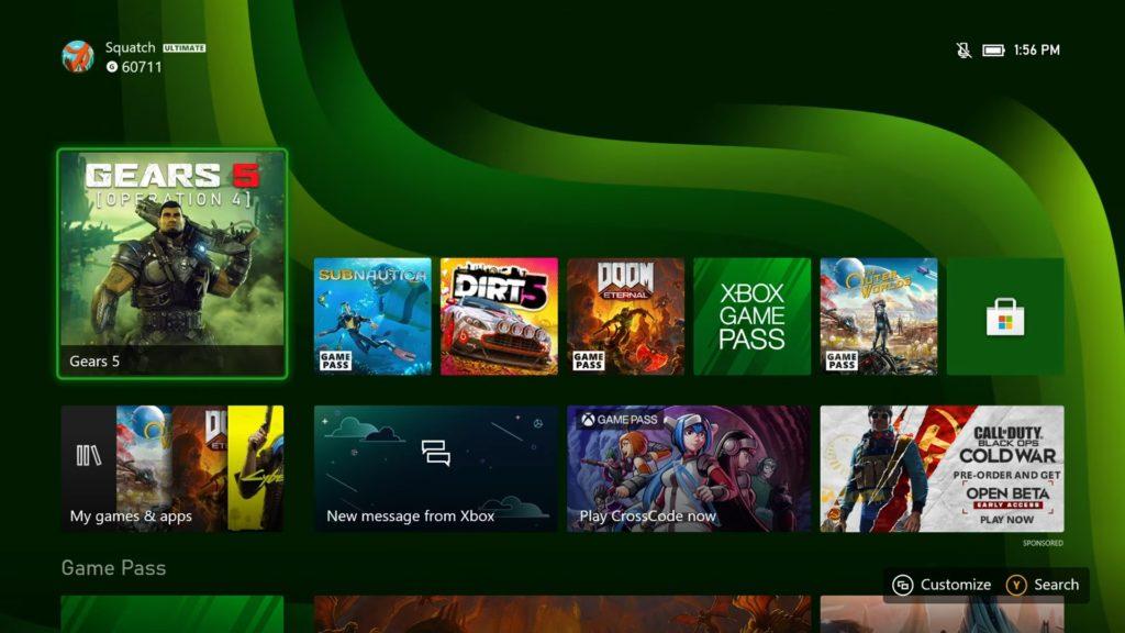 Oficiální video průvodce konzolemi Xbox Series X/S xboxmenu