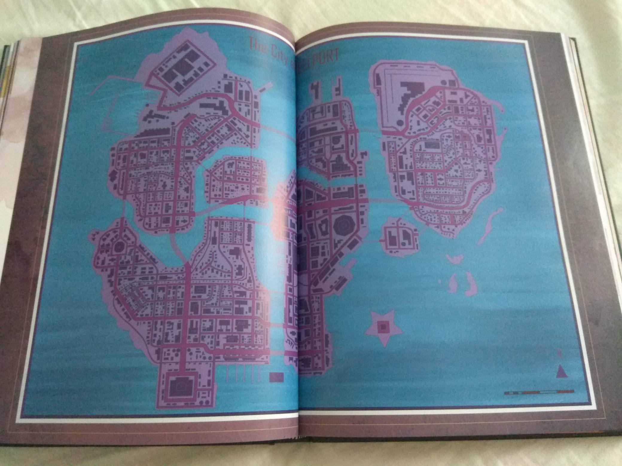 Recenze knihy Virtual Cities: An Atlas & Exploration of Video Game Cities 125899025 813114879248860 2611710444688925613 n