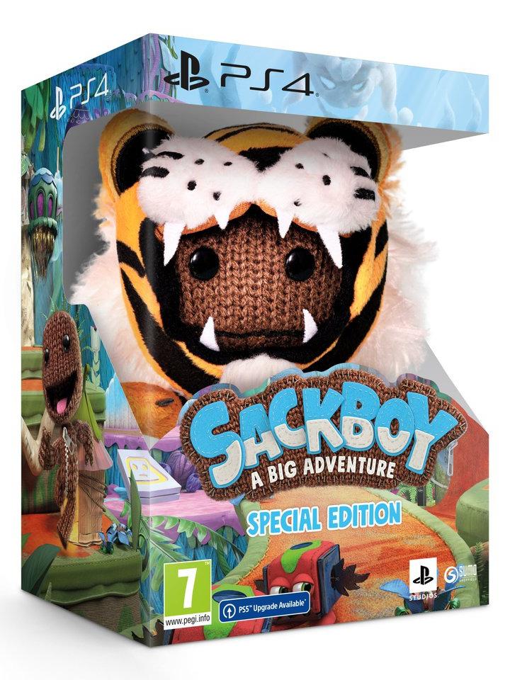 První recenze a nová ukázka pro Sackboy: A Big Adventure 4475 original
