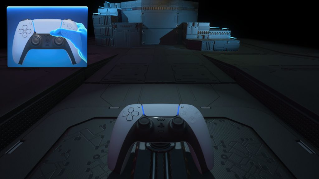 První den s PlayStation 5 ASTROs PLAYROOM 20201112124116