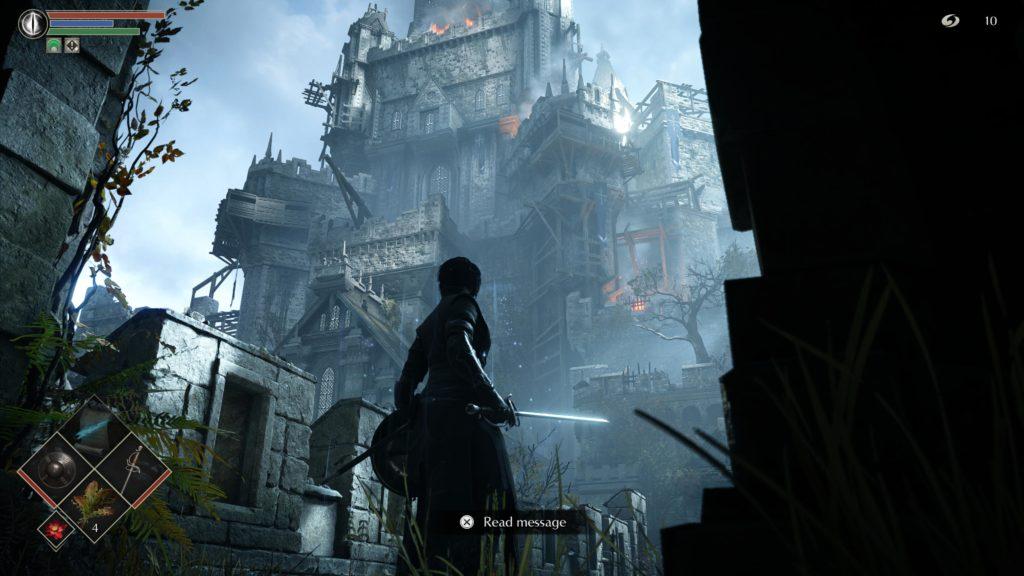 První den s PlayStation 5 Demons Souls 20201112224614