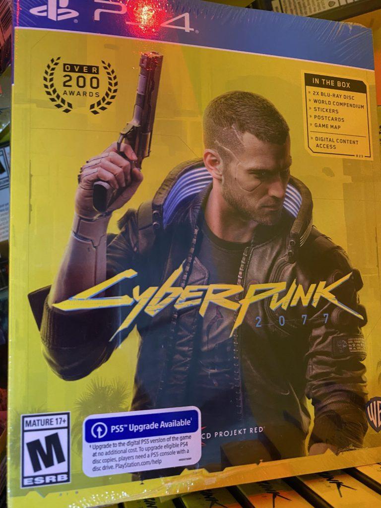 Cyberpunk 2077 již dorazil do velkoskladů EnZLh4GW8AAzAXk